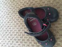 Clarks lights shoes
