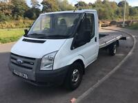 FORD TRANSIT MK7 T350 RWD CAR RECOVERY TRUCK, VEHICLE TRANSPORTER, BEAVERTAIL