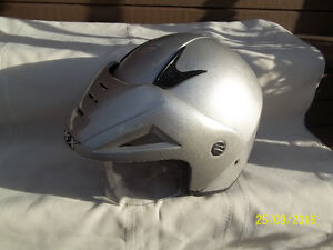 "CKX Motorcycle Helmet with Face Shield Size ""S"" (55-56cm) DOT"