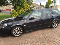 Saab 9-5 estate 2007 fsh