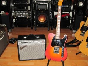 Fender Style Telecaster Guitar