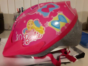 Barbie Bike Child Helmet - $20