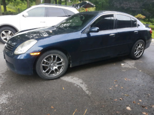 INFINITI G35 MINT READ DESCRIPTION
