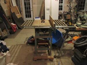 Banc de scie King 10`` King table saw