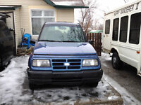 1998 Chevrolet Tracker Wagon