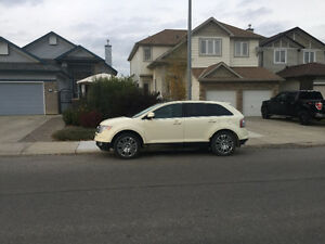 2008 AWD Ford Edge Limited SUV, Crossover-Runs Perfect!