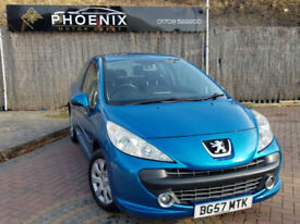 Peugeot 207 1.4 Petrol M:Play ++Low Mileage 77K++ 12 Months MOT