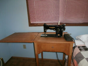Mason sewing machine