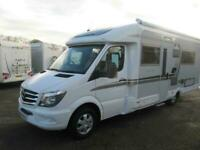 Auto-Sleepers Burford Auto-Sleeper Burford Mercedes Automatic DIESEL 2016/16