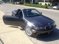 2006 BMW 330CI M3 package Cabriolet