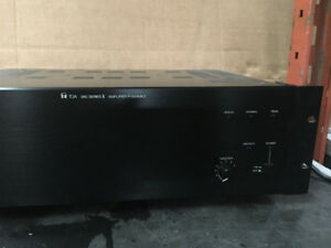 TOA commercial amp