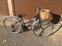 Ammaco York Ladies Town Bike. Fully Serviced, great condition. Can deliver
