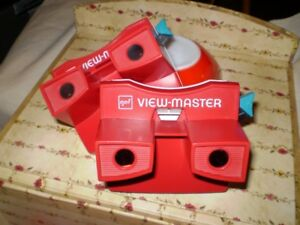 Viewmasters and Reels, 1970s and Earlier