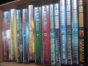 ....New wholesale priced scientology books....