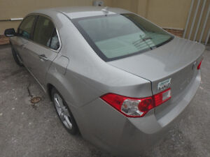 2009 Acura TSX 4dr Sdn Auto_CLEAN_CERTFIED_NO ACCIDENT_LOW KM Kitchener / Waterloo Kitchener Area image 6