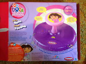 Dora Sit and Spin