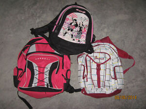 Backpacks, cleats, mirror, pictures, steamer...assorted items Peterborough Peterborough Area image 2