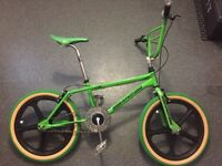 1985 skyway street beat Oldschool Bmx freestyle GT,SR