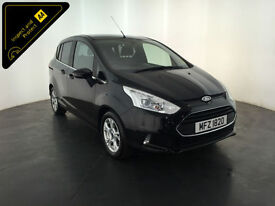 2012 FORD B-MAX ZETEC MPV 1 OWNER SERVICE HISTORY FINANCE PX WELCOME