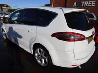 2013 63 FORD S-MAX 2.0 TITANIUM X SPORT TDCI 161 BHP, BUY FOR £60 A WEEK FINANCE