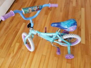 Vélo Huffi Frozen