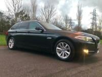 2010 BMW 520 D .S.E TOURING *** FACELIFT F10 EDITION ***SUPERB ESTATE CAR