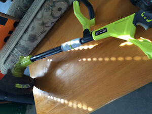 Electric cordless  whipper  snipper