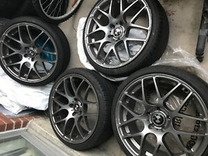19' VMR 710 Style Rims *Staggered*
