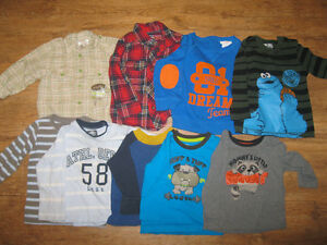 12-18 Month Boys' Winter Clothing