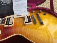 Gibson collectors choice les Paul #16 Red eye