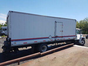 1997 Freightliner Straight truck Safetied and Etested