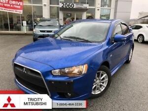 2015 Mitsubishi Lancer SE  - LIMITED WITH HEATED SEATS, SUNROOF