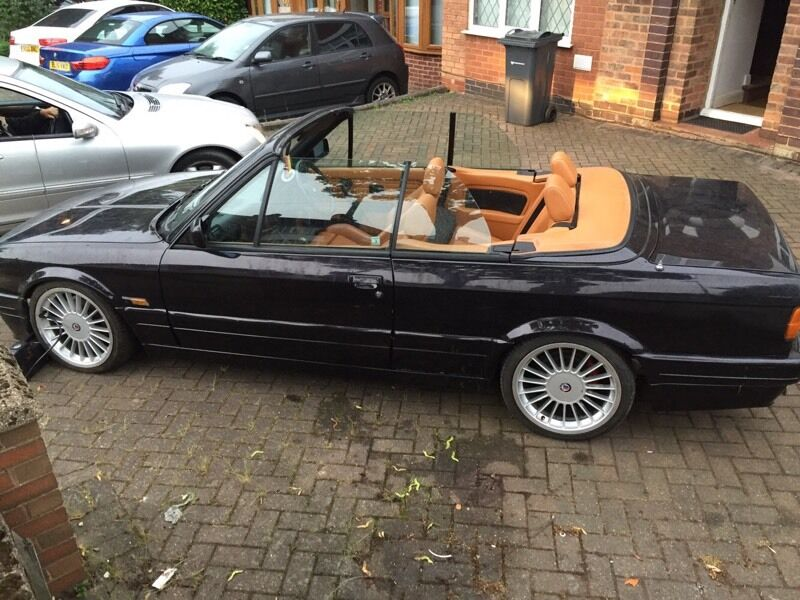 Bmw E30 325i Convertible M Tech 2 Kit Alpina Alloys In Birmingham City Centre West Midlands