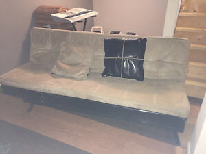 3-in-one fold out sofa