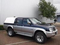 Mitsubishi L200 2.5 TD 4Life Double Cab 4 Life HARD TOP AND AIR CONDITIONING