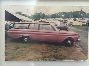 1965 Ford Falcon 2 door wagon for sale