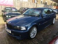 BMW 325 2.5 auto 2003MY Ci Sport