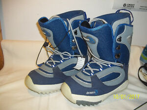 "Men's Snowboard Boots Size 8 & 8½ (Five Pairs) ""NEW"""