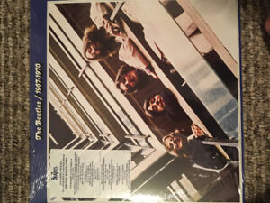 The Beatles 1967-1970 Blue Vinyl