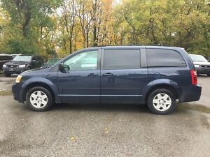 2009 DODGE GRAND CARAVAN SE * STOW N GO * DVD * REAR AC * 7 PASS London Ontario image 3