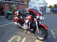 Harley-Davidson Electra Glide Ultra Classic Two Tone Red 09/59 15351miles FGC