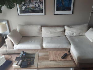 Divan sectionnel | Sectional couch