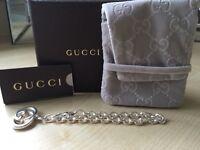 Gucci bracelet (never worn, RRP £160)