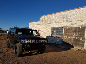 2004 HUMMER H2 Loaded Wagon