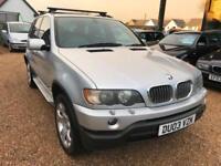 BMW X5 3.0d auto Sport Low Miles 102k 2 Keys, 9 Service stampsin excellent condi