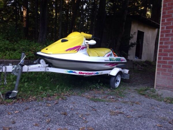Used 1997 Sea Doo/BRP 800 xo