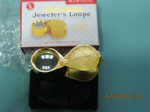 JEWELLERS LOUPE --Magnifier