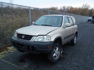 1999 Honda Cr-V Now Available At Kenny U-Pull Cornwall