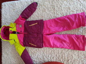 Girl - Gusti Snow Suit- size 10 - EXCELLENT   condition
