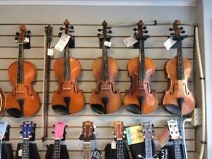 a used violin find deals on guitars pianos other musical